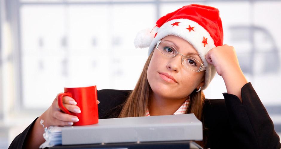Как втянуться в работу после праздников