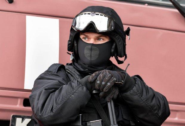 Спецназ (ОМОН), спасатель МЧС, силовые структуры